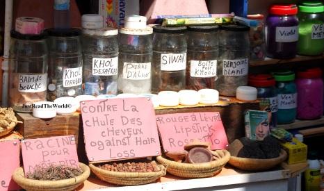 Souq di Essaouira, Marocco.