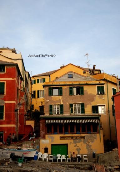 Boccadasse, Genova.