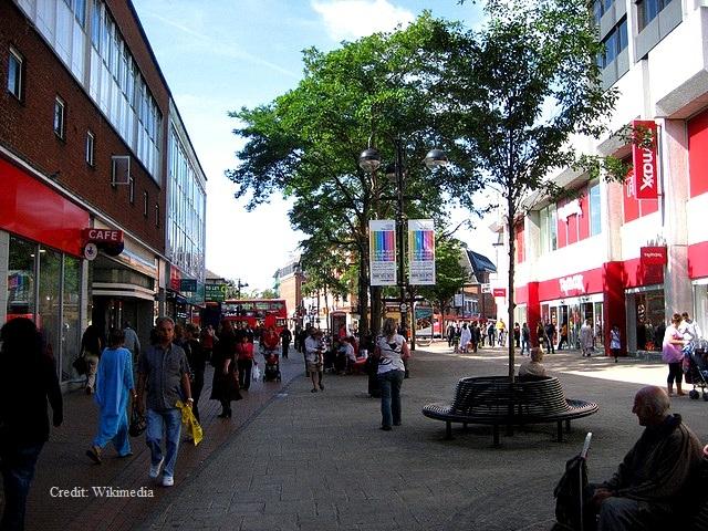 High Street di Hounslow