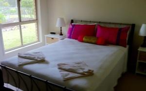 La nostra stanza a Maclean, NSW.