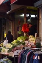 Chinatown a New York.