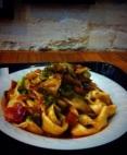 Cucina Sichuanese al Greenwich Village, New York.
