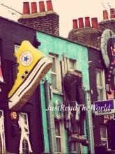 Camden Town, Londra.