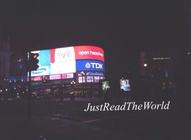 Piccadilly Circus, Londra.