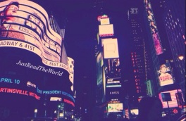 Times Square @ New York
