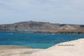 Boa Vista: il blu del mare
