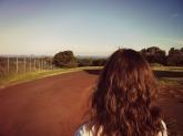 Io al Maleny Lookout - Australia.