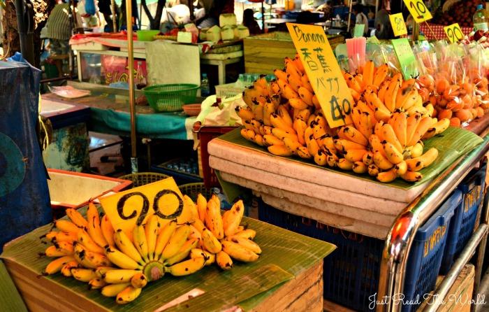 Frutta dolcissima in ogni angolo