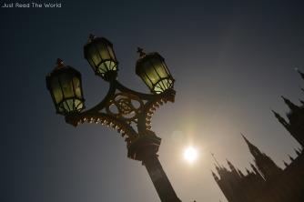 Lungo il Westminster Bridge