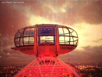 In cima alla London Eye