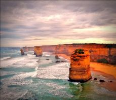 La Twelve Apostles Great Ocean Road (Pinterest)