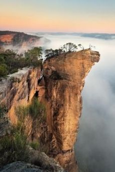 Le Blue Mountains (Pinterest)