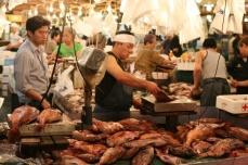 Tokyo Fish Market (Pinterest)