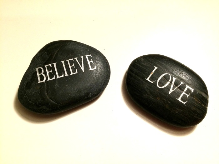 BELIEVE [in] LOVE