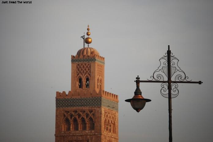 Il minareto della Koutoubia.