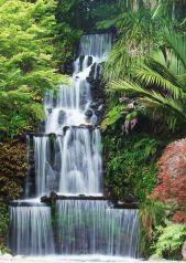 Cascata al Pukekura Park (Pinterest)
