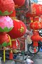 Lanterne a Chinatown - Jakarta