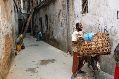 Tra le vie di Zanzibar