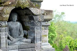 Un pezzetto di Borobudur
