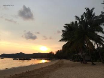 Baan Koh Mak Sunset