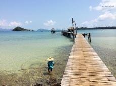 Cococape Pier Koh Mak