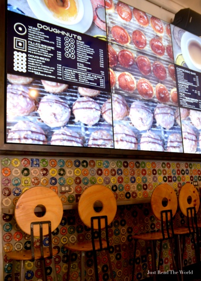 doughnuts plant menu