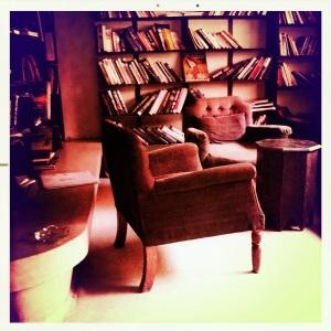 Salotto Cafè du Livre
