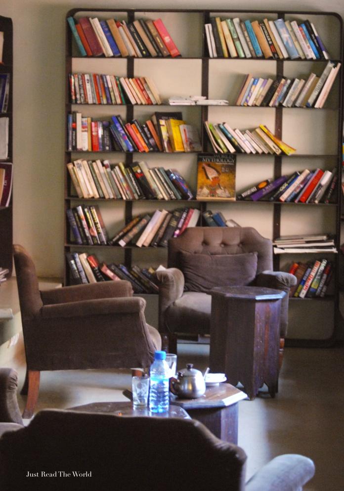libreria Cafè du Livre