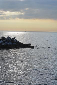 Manarola tramonto